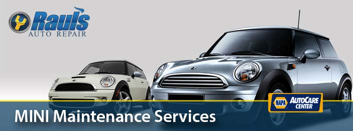 Mini Cooper Maintenance And Repair Services