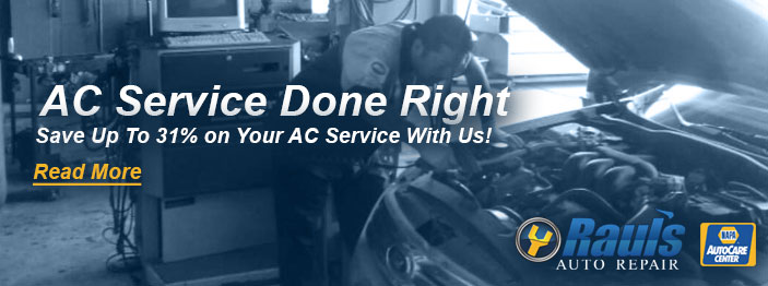 AC Repair and Service